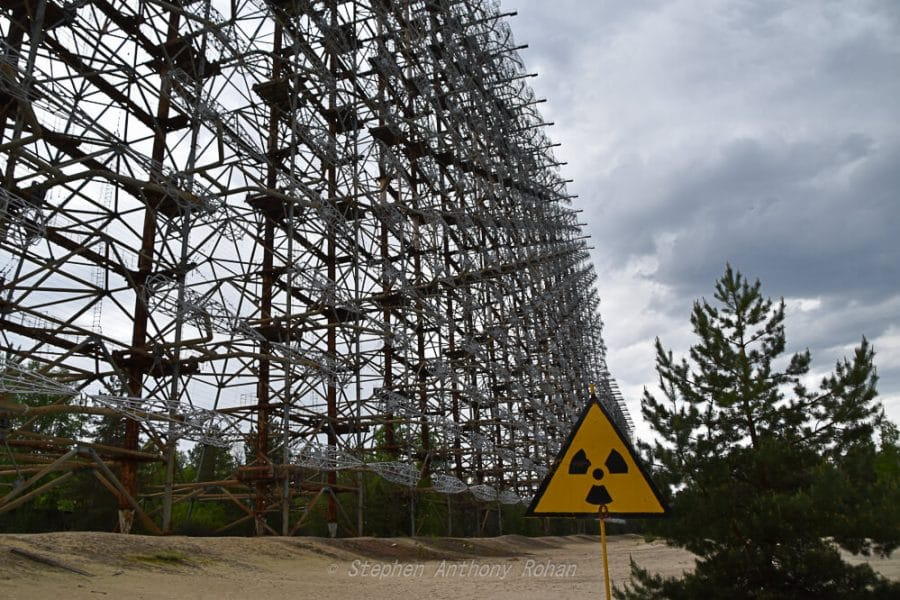 Duga Radar Station