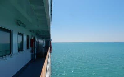 Caspian Sea Ferry (Baku to Turkmenbashi)