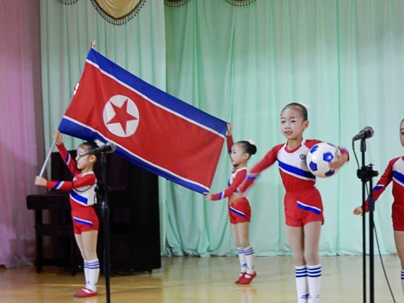 North Korea Kindergarten