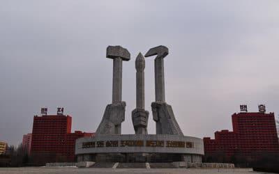 North Korea Landmarks, Pyongyang