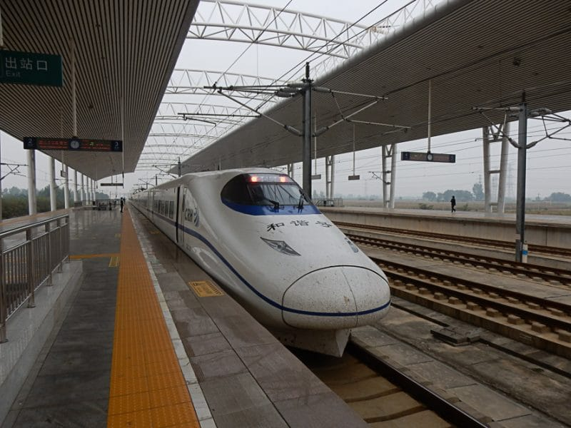 How to Buy Train Tickets in China – A Guide