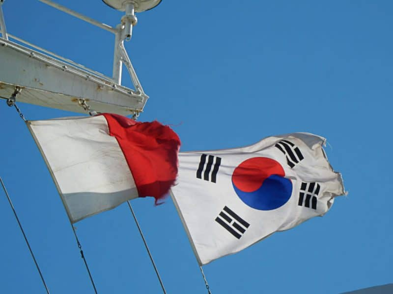 China to Korea by Boat
