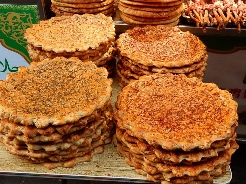 Xian Attractions - The Food