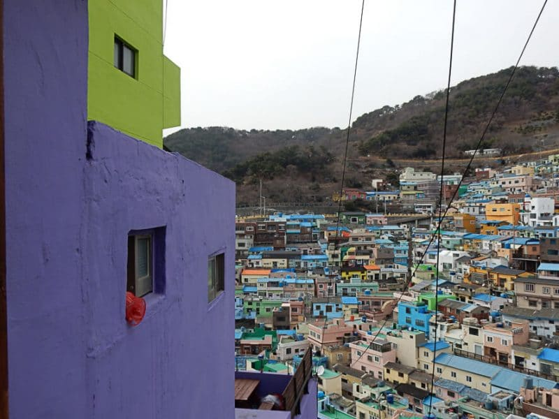 Busan Gamcheon Culture Village Guide