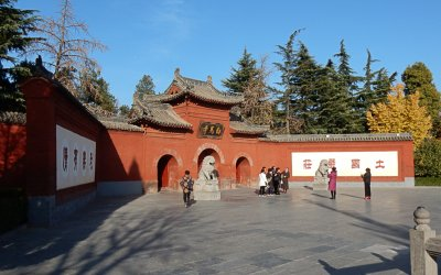 How to visit White Horse Temple, Luoyang