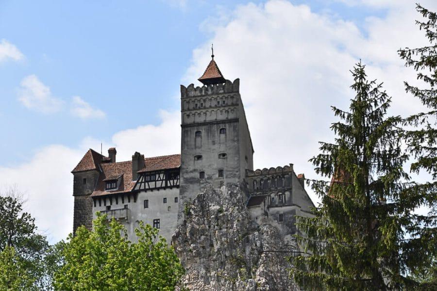 Brasov to Bran Castle (Count Dracula)