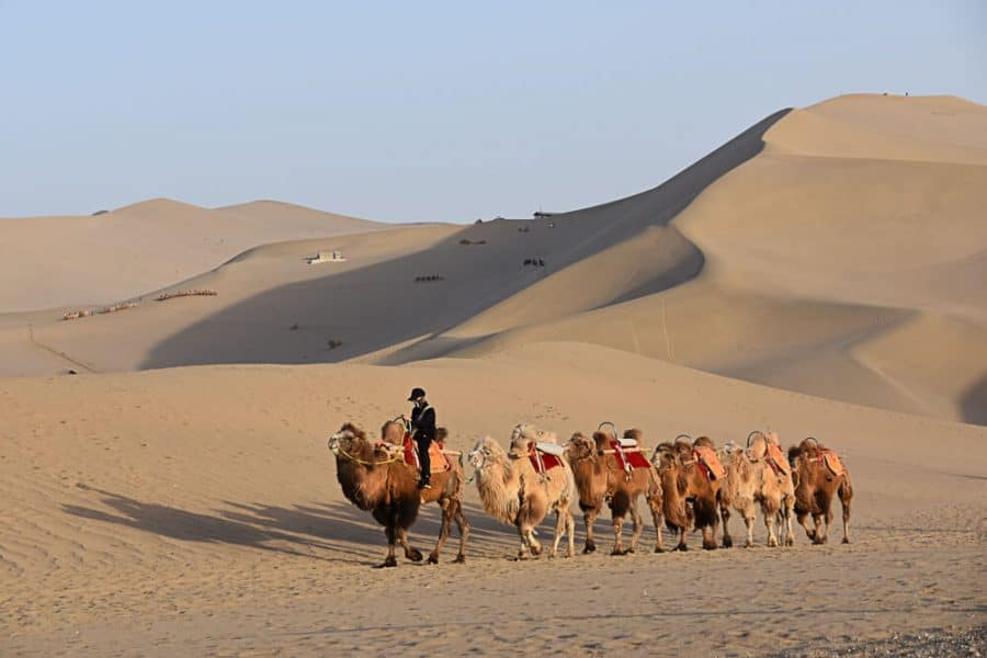 Gobi Desert, Dunhaung, Silk Road, China