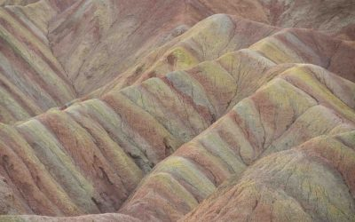 Rainbow Mountains China (Zhangye Danxia)
