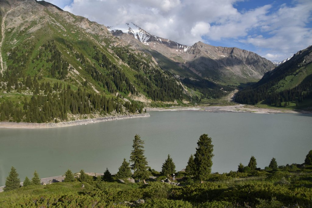 Big Almaty Lake, Kazakhstan