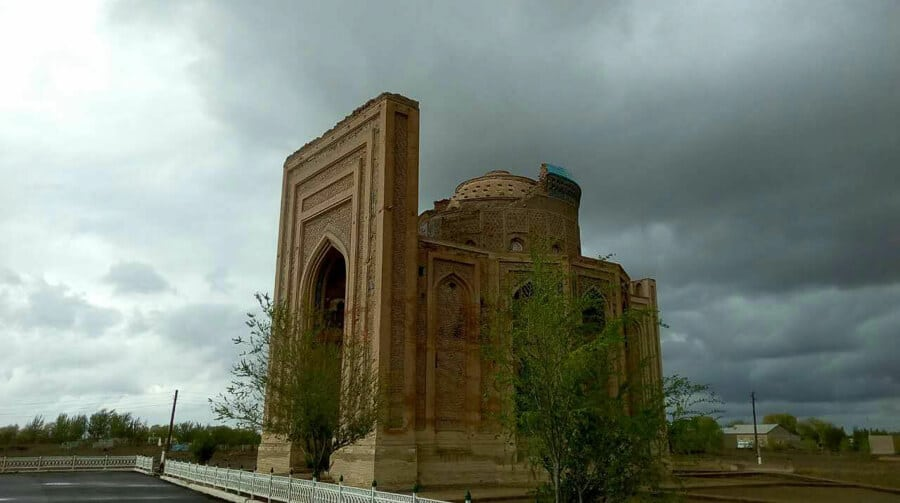 Konye Urgench Ruins, Turkmenistan
