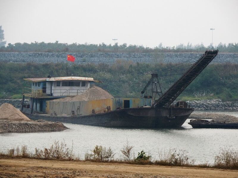 Dandong, where China meets North Korea