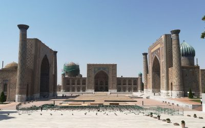 Things to do in Samarkand, Uzbekistan