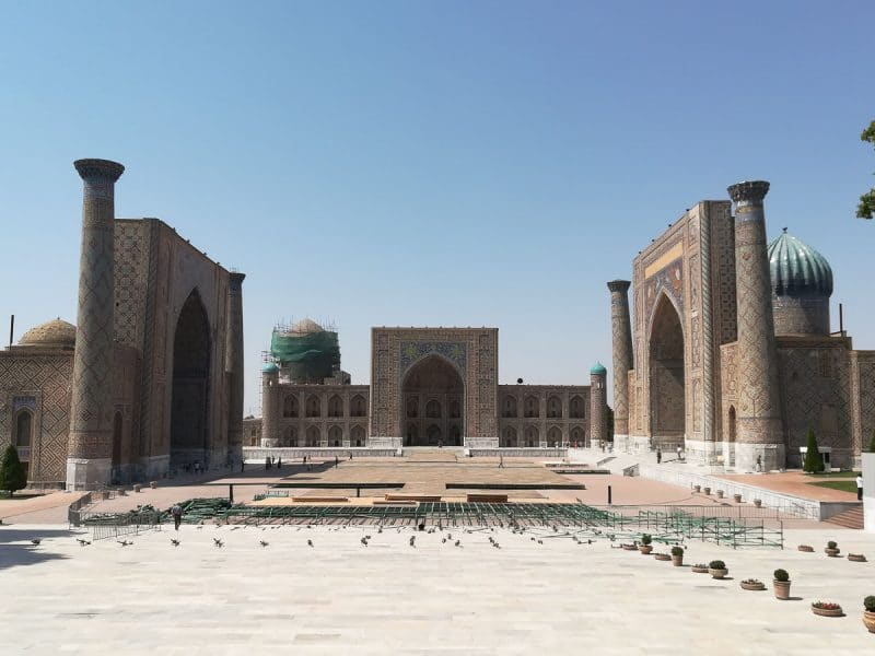 Things to do in Samarkand