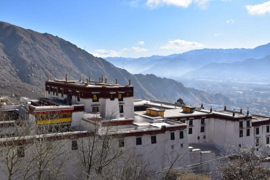 Pictures of Tibet