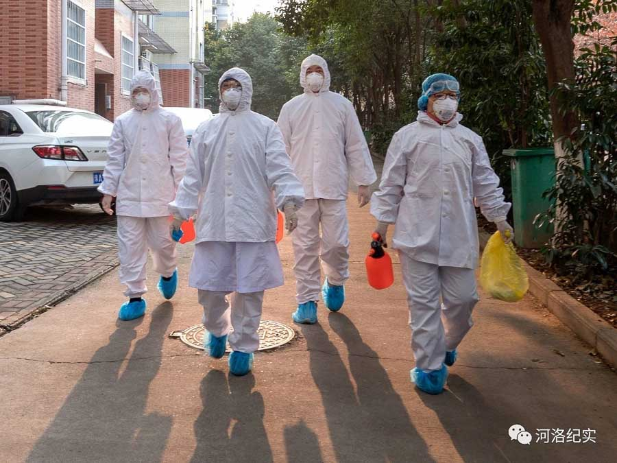 Living in China under the Coronavirus