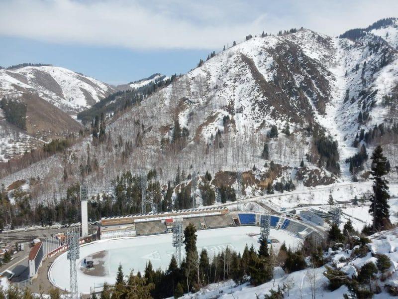 Medeu Ice Rink