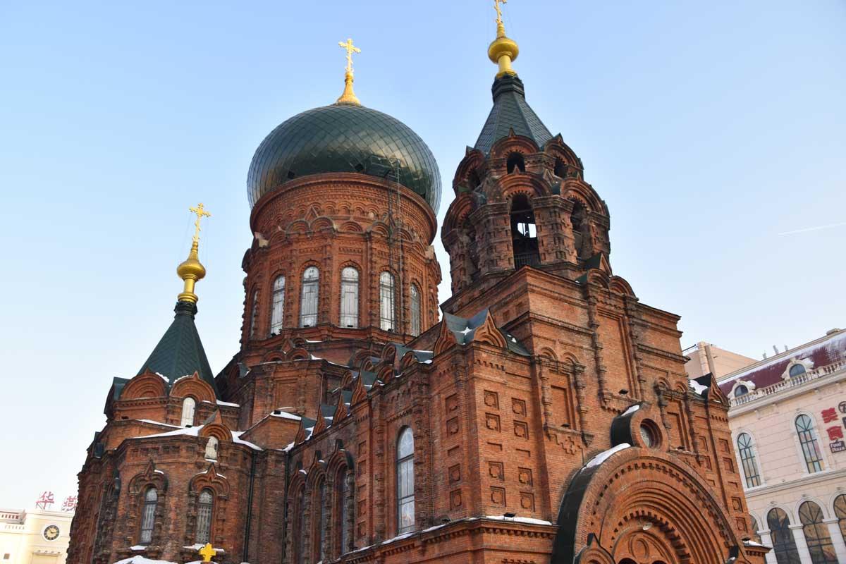 Saint Sophia Cathedral, Harbin